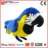 Animal en peluche farci réaliste Parrot Soft Toy Macaw