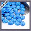 Ausgezeichnete Qualitätsovaler Cabochon-Chemiefasergewebe-Opal