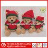 Cadeau de Noël à la promotion de l'ours en peluche en provenance de Chine fournisseur