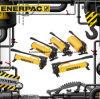 Série de aço hidráulica Ultima das bombas de mão P de Enerpac