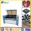9060 резина/древесина автомата для резки лазера СО2 CNC 80W 100W