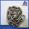 Corrente DIN5687-80 de levantamento galvanizada amarelo