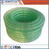 Tuyau renforcé de fibre de PVC non toxique de haute qualité
