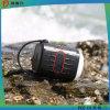 Altoparlante impermeabile di Bluetooth con indicatore luminoso e la Banca di campeggio di potere
