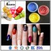 Pigments à ongles, Couleurs, paillettes