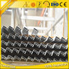 Perfiles de aluminio para el corchete solar