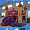 Diapositiva de salto del castillo de la casa inflable del partido combinada