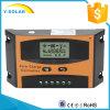 太陽系Ld10Aのための10A 12V/24V Light+Timer制御太陽コントローラか調整装置