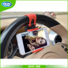 Держатель сотового телефона автомобиля самого лучшего качества всеобщий, держатель автомобиля рулевого колеса пряжки держателя автомобиля телефона низкой цены франтовской