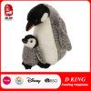 Het Stuk speelgoed van de Pinguïn van de pluche vulde de Dierlijke Pinguïn van de Simulatie