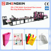 Friendly Ultrasonic Recycles Bag Making Machine Zxl-C700