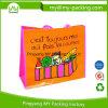 Custom экологичная печать ламинированный Спанбонд Shopper сумка для поощрения