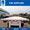 Корабль титана - 2 3 4 трейлера перевозки контейнера Axle планшетных