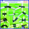 PE/de Met een laag bedekte Pijp van pvc/ABS Plastiek (ebil-XBHJ)
