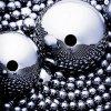 Хромированные стальные шарики с размером 6 мм G500