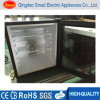 48L Thermoelectric Glass Door Fridge Hotel Mini Bar Refrigerator