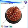 O PVC do fornecedor de China isolado e Sheathed cabo de controle blindado do fio de aço