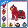 Jouets animaux d'équitation de dessin animé pour des enfants et des adultes