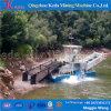 屑及び残骸のスキマーかWeedの水生収穫機