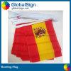 昇進の多彩なポリエステル長旗のフラグ(DSP06)