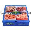 피자, 케이크 상자, 과자 콘테이너 (PB160604)를 위한 골판지 상자