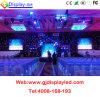 Afficheur LED d'intérieur polychrome de la définition P6 élevée