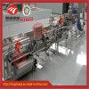 Vehículo del acero inoxidable y lavadora automáticos de la fruta