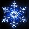 Luz do motivo do floco de neve do diodo emissor de luz para a decoração Home do Xmas