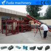 Brique hydraulique de machine à paver de bloc concret de force faisant la chaîne de production