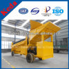 россыпной роторный сепаратор добычи золота 100t/H