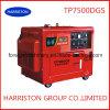 高品質の無声ディーゼル発電機Tp7500dgs