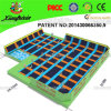 5 Jahre Quality Warranty Indoor Trampoline Park Equipment für Sale (14-3526C)