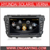 Hyundai Solaris, A8 Chipset Dual Core 1080P V-20 Disc WiFi 3G 인터넷 (CY-C067)를 가진 Verna를 위한 차 DVD