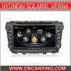 Автомобиль DVD для солярисов Hyundai, Verna с интернетом Dual Core 1080P V-20 Disc WiFi 3G набора микросхем A8 (CY-C067)