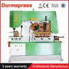 De Ijzerbewerker van Durmapress Q35y-16 voor het Knipsel en het Inkerven van het Ponsen van het Profiel van het Aluminium