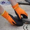 Doublure chaude Nmsafety Cheap Polyester enduit de latex gant de travail d'hiver