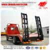 Vrachtwagen van het Bed van het Vervoer van de Apparatuur van JAC 4X2 Rhd 200HP de Lage
