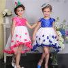 Тучное Children Flower Girl Dresses, Kids Wedding Dress с Butterfly