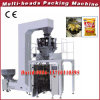 Inteiramente Automatic 1kg 2kg 3kg 5kg Rice Packaging Machine