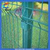 PVC上塗を施してある三角形の曲がる塀