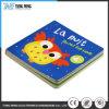 Bouton poussoir électrique personnalisé Enfants Livres sonores de jouets éducatifs