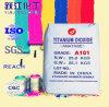 Inhoud 98%Min van het Dioxyde van het Titanium van Anatase TiO2 Hoge TiO2