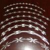 CbtまたはBtoのタイプアコーディオン式かみそりの有刺鉄線