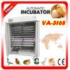 8000의 계란 Full Automatic Quail 또는 Bird Egg Incubator VA 3168