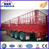 Vielzweck50 Tonnen 40FT Zaun-LKW-Schlussteil-mit seitlicher Wand