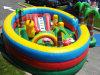Enfant en bas âge Fun Inflatable Castle plein d'entrain avec Slide (CYFC-422)