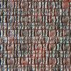 Cuoio del PVC della tappezzeria di modo (QDL-US0024)