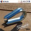 Углеродистая сталь Galvanied ДИН6899троса наперсток