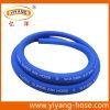 Tuyaux d'air flexibles de PVC de dîner bleu de la Galilée