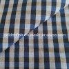 100% fabbricato 40*40/120*100 della camicia di griglia controllato cotone